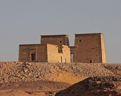 Lake Nasser : Temple of Dakka