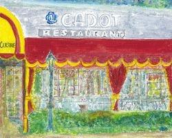 Cadot Restaurant - Dallas, Texas