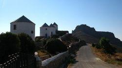 Leros Windmills