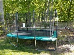 zupapa trampoline removal service in frederick MD
