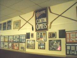Clinton Arena