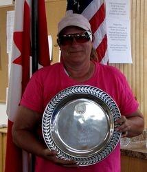 State Singles Championship High Lady I Carol Inman
