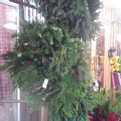 Fresh Wreaths from 29.99