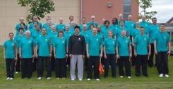Wang Hai Jun Dublin Summer Camp 2013