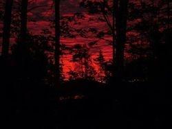 killer sunset