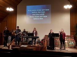 contemporary worship night fall of 2019