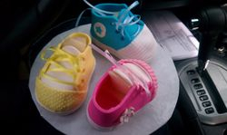 Normas Baby shoes
