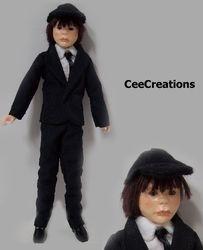 Custom Damien Omen