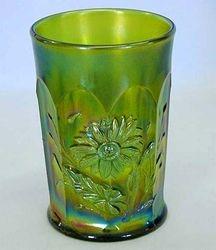 Dandelion tumbler green
