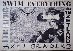 Axel Grinders and Swim Everything at Zetland