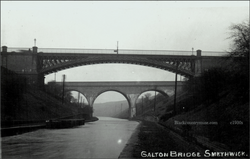 Galton Bridge, Smethwick.