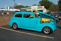 "Dennis ""Skullboy's"" 39 Chevy"