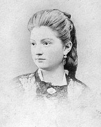 Allie A. Gross 1872