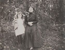 Eva Stone and Anna Eleanor (Anderson) Rinker