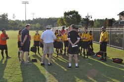 Summer Training Session - 8/28/2015