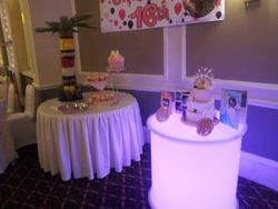 Fruit Palm Tree Hire, 16th Birthday Doncaster