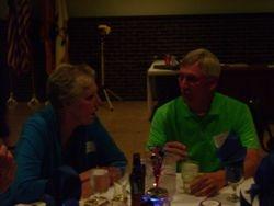 Jeanne and Scott Omvig