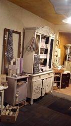 Intérieur de notre boutique