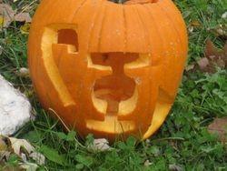 Beta Phi Pumpkin
