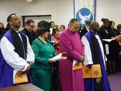 Consecration Services