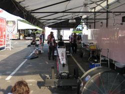 Our Pit Space