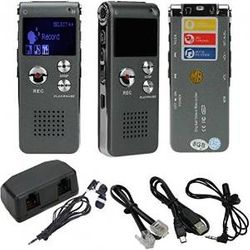 Digital RCA recorders