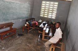 Intact Classroom