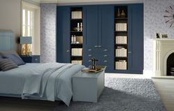 COLONIAL PENDLE MIDNIGHT BLUE
