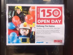 LFB 'Open Day'