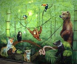 Honeysuckle Childcare - jungle