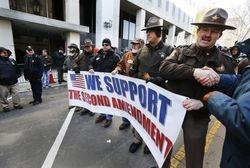 Gun Control-Virginia Gun Rally 01-20-20