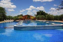 Pool, Kilima Safari Camp - Amboseli Game Reserve