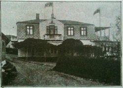 Hotell Mor Cilla 1930