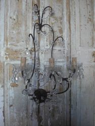#15/357 Pr of Italian Wall Sconces SOLD