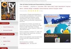 Nota en Revista City