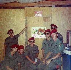 7 of 18 3rd Platoon Members