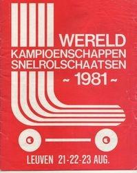 1981 - Leuven, Belgium