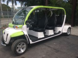 Partial wrap Golf Cart