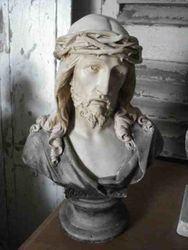 #13/322 Christ Bust SOLD