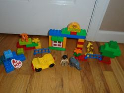 LEGO DUPLO My First Zoo 6136 - $15