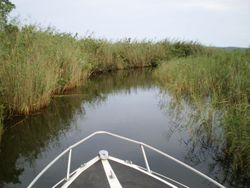 Kosi Bay Channel through to Second Lake