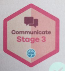 Communicate Stage 3 Skill Builder