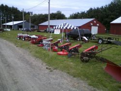 Gravely Area