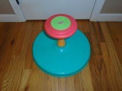 Playskool Sit 'N Spin - $15