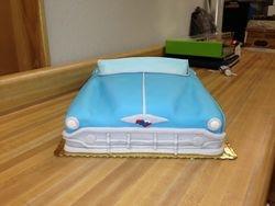 Bel Air Car cake