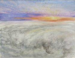 Cloudscape In P.V. peninsula CA.