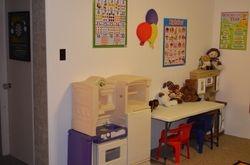 Play Kitchen Area