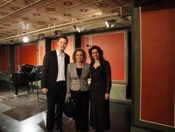 Concert in Berlin Konzerthaus March 2011