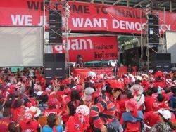 Bangkok  Redshirt protests 2010