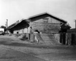 Chipley Train Depot 1960